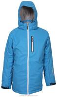OEM manufactory style Henan cciola new fashion winter warm blue mens ski jacket
