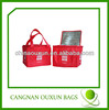 Hot Selling Customized Insulated Beer Bottle Cooler Bag