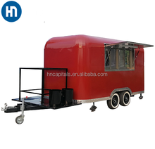 Global Hot-selling Mobile moving mini coffee fast food truck for sale
