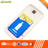 reusable smart silicone cellphone wallet