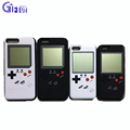Tetris Game machine Creative Design TPU Phone Case Shenzhen Giftoy