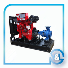 cast iron/stainless steel diesel engine centrifugal water pump, water pumps types