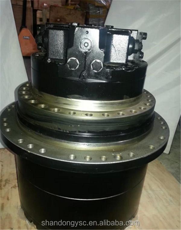 Hydraulic final drive for excavator e32 e35 e455 for Bobcat drive motor parts