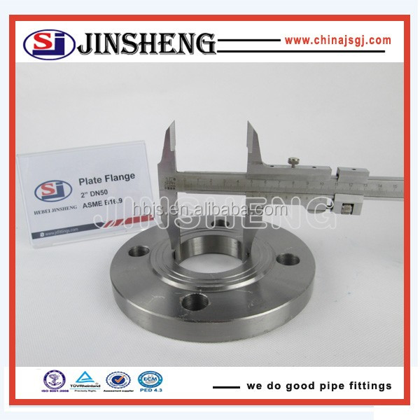 Hot Sale ansi class 150 flange dn100 raised face RF slip on flange