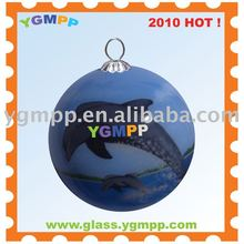 Sell YGM-B52 Inside Hand Painted christmas ball