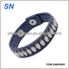 wholesale factory direct sale leather bracelet 2012 bracelet and bangle