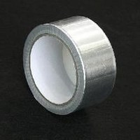 supply durable reinforced fireproof aluminum foil tape