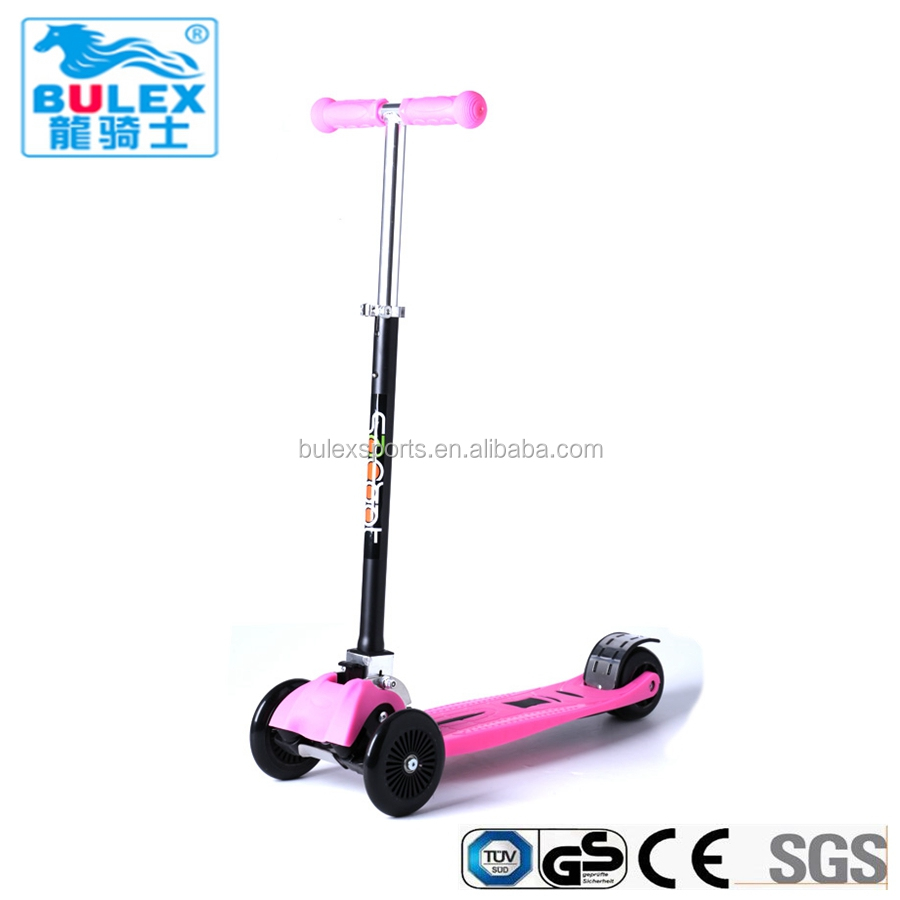 China supplier high quality baby car big wheel scooter for sale
