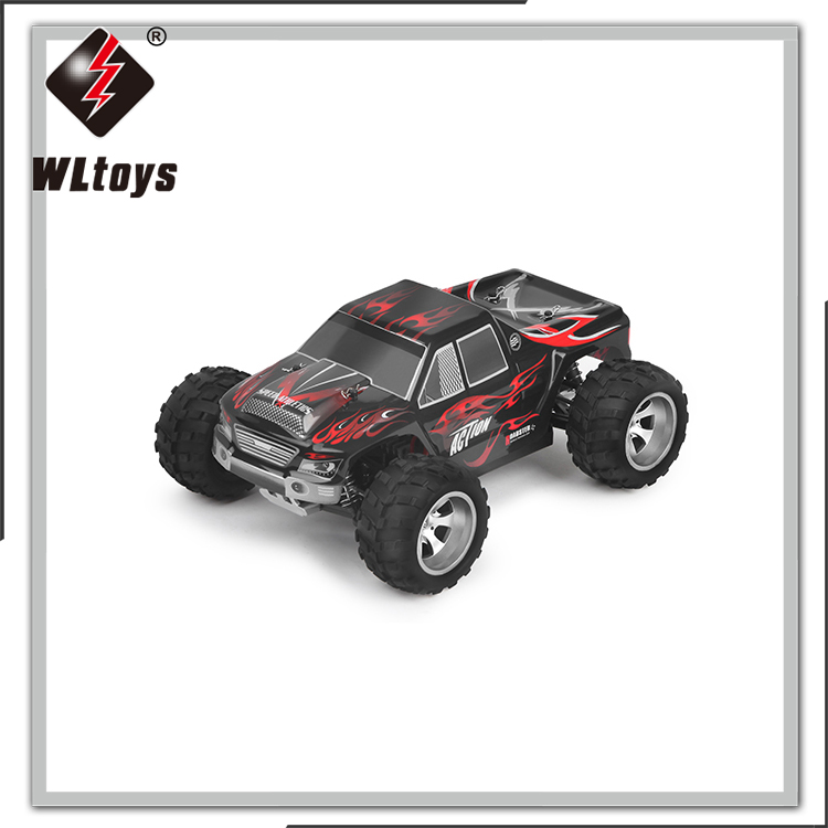 WLTOYS A979 2.4G 1:18 Scale 4WD High Speed RC Car 50KM/H