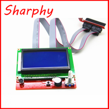 Factory Price 3D Printer smart controller 12864 LCD Screen for Reprap 3D Printer DIY Kit