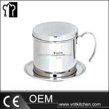 VNTB472 Tiamo Stainless Steel Vietnamese Coffee Filter