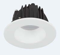 Strong Durable COB Downlight Round Dia.130mm IP20 Aluminum 15W LED Downlight