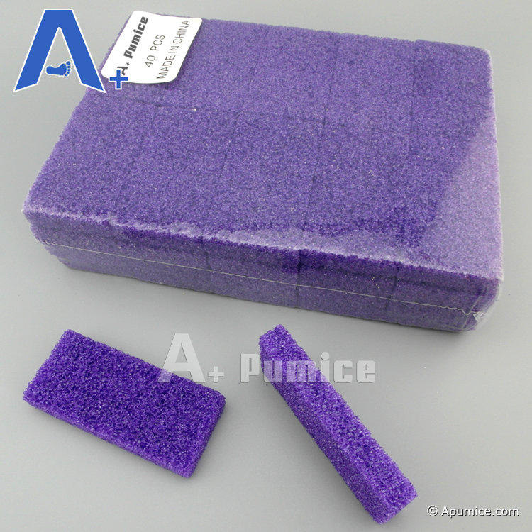 Pedicure Disposable Pumice Sponge For Foot Callus <strong>Remover</strong>