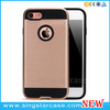 Free Sample Cell Phone Cases Hybrid PC TPU Hard Cover For iPhone 7 Case