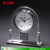 Luxury acrylic trophy plaque lucite perspex clock plexiglass shields awards gifts souvenir