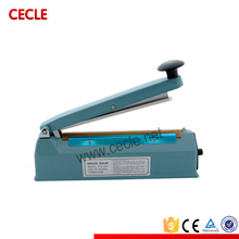 portable home use hand plastic bag sealing machine