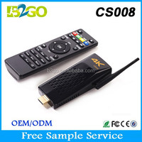 Factory Direct Selling CS008 mini pc tv box RK3288 Quad Core 2g 8g HDMI Output Android 4.2 Smart TV Dongle
