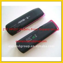 brand new ZTE MF637 HSUPA / HSDPA 3G USB Stick Modem 7.2 Dongle