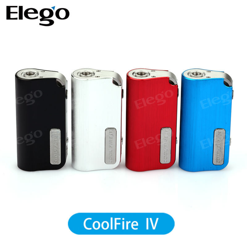 Authentic Innokin Itaste Coolfire IV Cool Fire 4 With 2000mah Battery Capacity Itaste Cool Fire IV 40w Coolfire IV