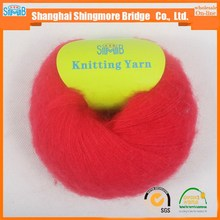 online shopping supply low price mohair knitting yarn ,knitting wool yarn from china