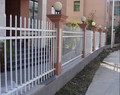 3Rails Galvanized Iron Fencing Supplies/Wrought Iron Fencing for residence