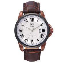 Best Fashion leather watch for Men with Customized