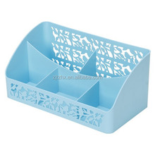 Wholesale Macarons Plastic Creative Cosmetic Storage Drawers Desktop organizer Make-Up Storage Box