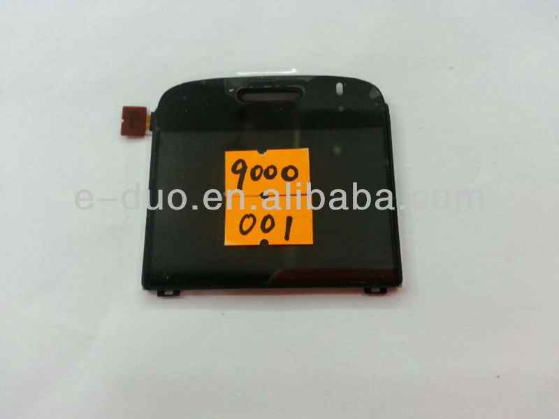 For Blackberry bold BB 9000 001 lcd screen digitizer assembly