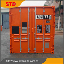 DNV certificate offshore 10 foot dry shipping container for sale