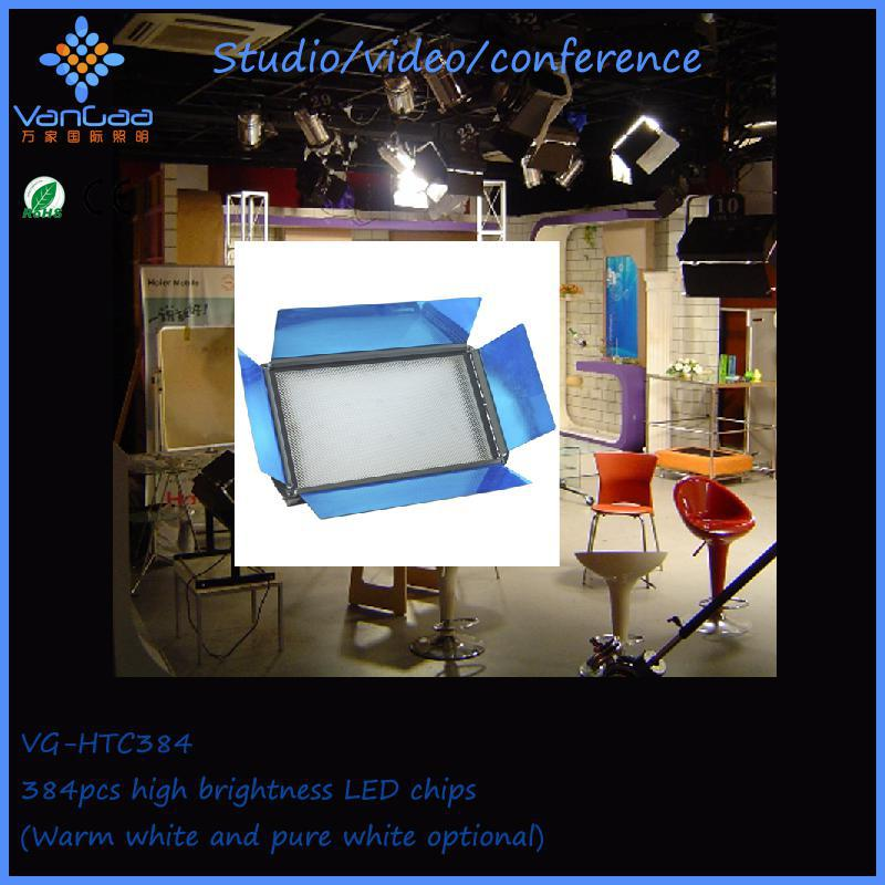 VanGaa <strong>removeable</strong> hanging three basic <strong>color</strong> 384pcs led light 0.5w led panel light price