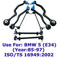 Auto Suspension Part Kit/ Control Arm Kit For BMW 5(E34) Rear With ISO/TS 16949 Certify