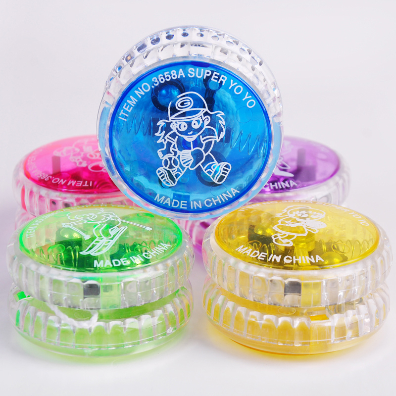 led light chinese electronic yoyo SJ-YY01