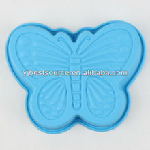 Silicone Non Stick Cake Pop Set Mold Baking Tray Mould Bakeware in butterfly sharp