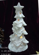 Christmas Tree candle holder for 2012 DL11785-1