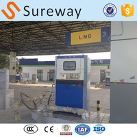 Liquid Gas CNG Mobile Filling Station