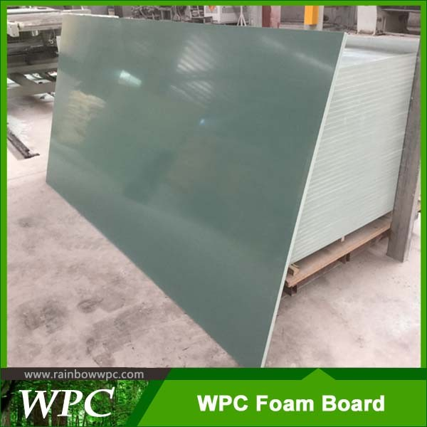 001 Recycle materials PVC /WPC celuka foam Board for construction