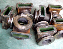 Abrasion and Corrosion Resistant Polyurethane Lining for Valve Body