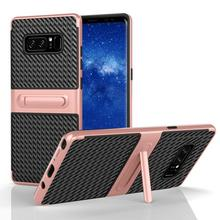new products 2018 bulk buy modern simple kick stand holder covers for samsung galaxy note 8 N9500 cellphone case