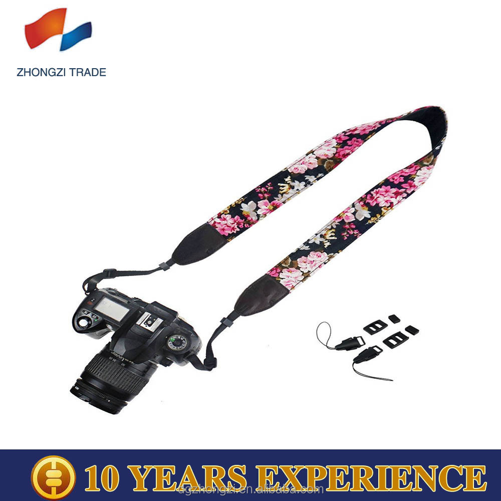 Quick Connecting Custom Camera Shoulder Strap Quick Release