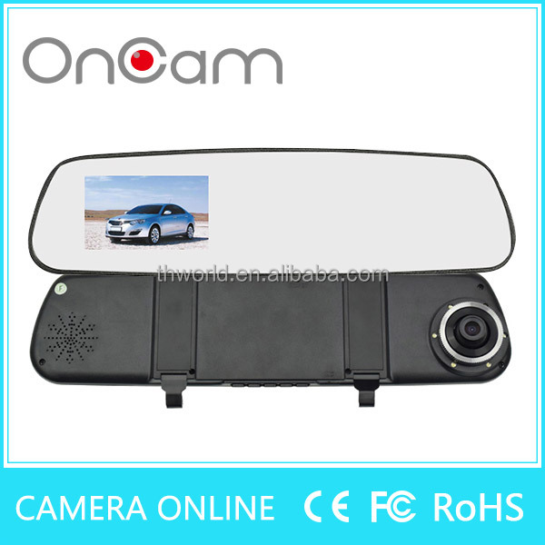 $9.5 only cheapest rearview mirror L3000 hd dvr dashcam 120 degree