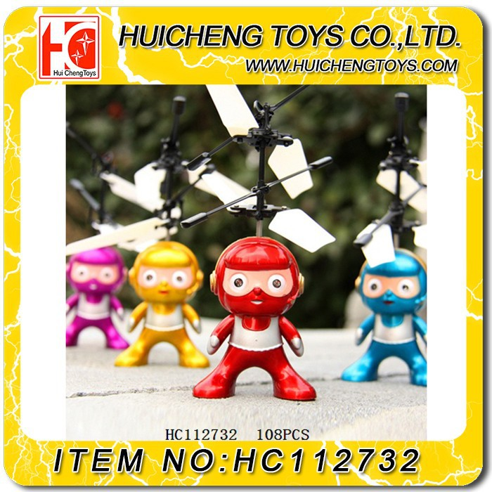 2015 new design hot ECO-friendly material RC cartoon airplane with en71