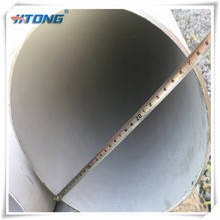 large diameter 30 inch seamless 304 316 stainless steel pipe