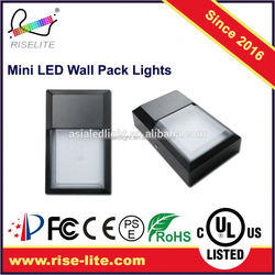 9w ul photocell outdoor led lights driver vary installation methods led mini wall pack cool white