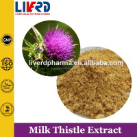 Pure Dry Water Soluble Milk Thistle Extract