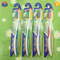 Health care novelties adult patented toothbrush from china