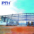 Ready made house Seismic and wind resistance prefab house steel structure building steel structure shed