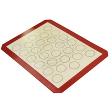 2016 The fanshion and hot sell silicon bbq mat,cook ware mat,kitchen accessories