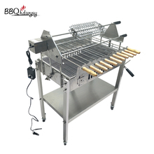 Factory Price Cyprus Rotisserie Brazilian Electric Motor Grill
