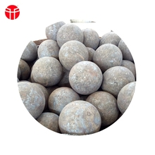 High quality 30mm steel ball hot rolling ball mill ball