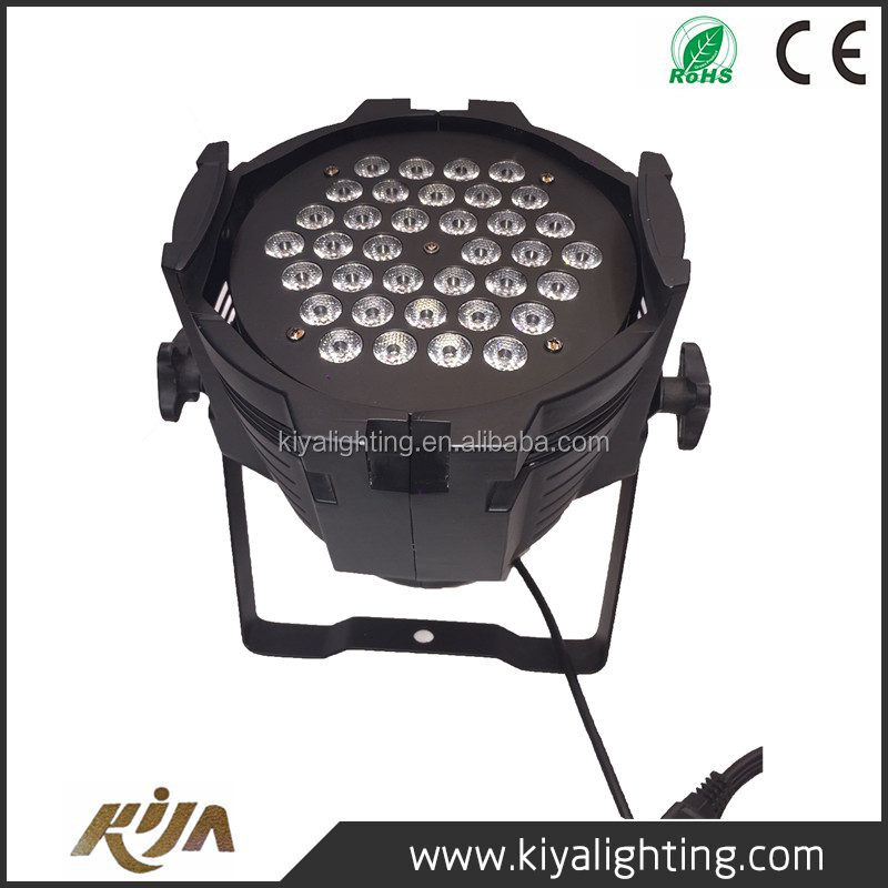 china manufacture 36x 3w rgb LED par dance stages light